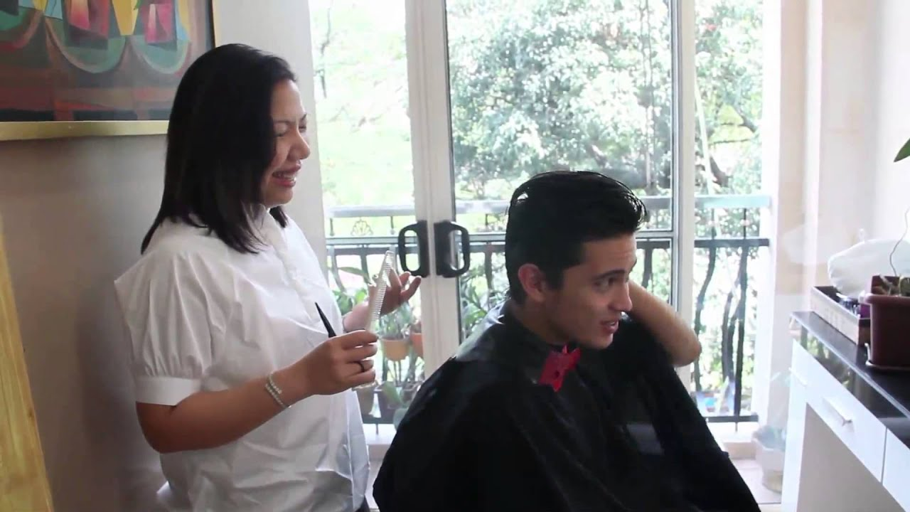James Reid\u0027s New Haircut for Para Sa Hopeless Romantic