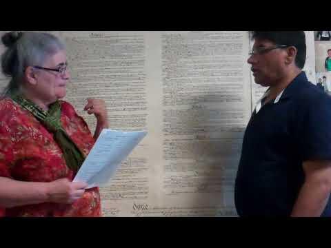 Summer School Practice Citizenship Interview #5 with Suresh Kumar Malhan (India)