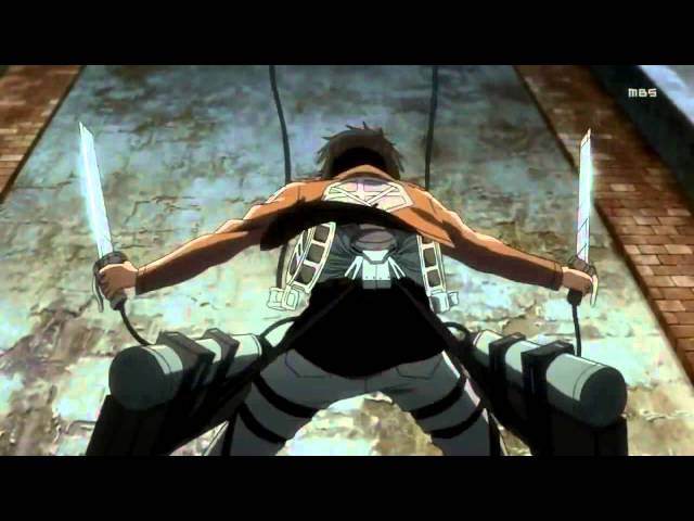Attack on Titan AMV Get Low