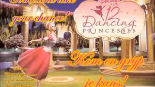 Barbie™ and the 12 Dancing Princesses [Dutch] - Dans (Shine)[HD] + Lyrics & [English] Translations