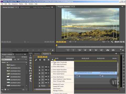 [ Adobe Premiere CC Tutorial ] Repeated Frames And Clips