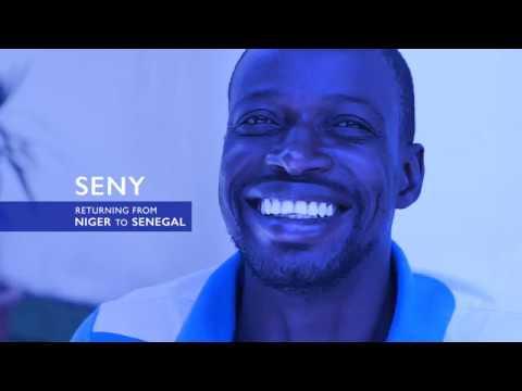 The story of Seny, Senegal