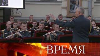 В Москве открылся международный конкурс имени Чайковского.