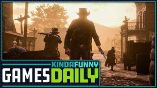 Red Dead Redemption 2 Kerfuffle - Kinda Funny Games Daily 10.15.18