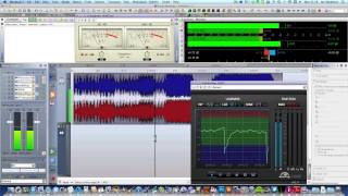 Video demonstrating how to read one of the new LUFS loudness meters...