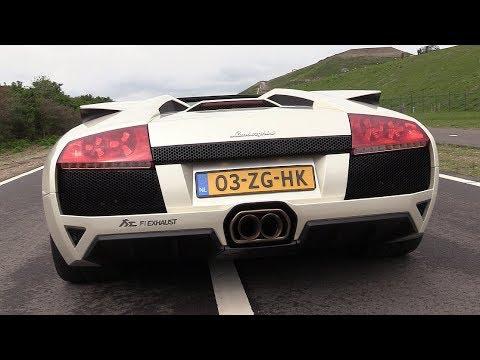 Lamborghini Murcielago LP640 w/ Fi Exhaust - Revs, Flames, Tunnels & Onboard!