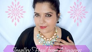 Jewelry Haul from Aliexpress