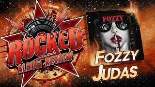 Fozzy – Judas   Album Review   Rocked