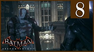 Azrael Batman Arkham Knight Episode 8