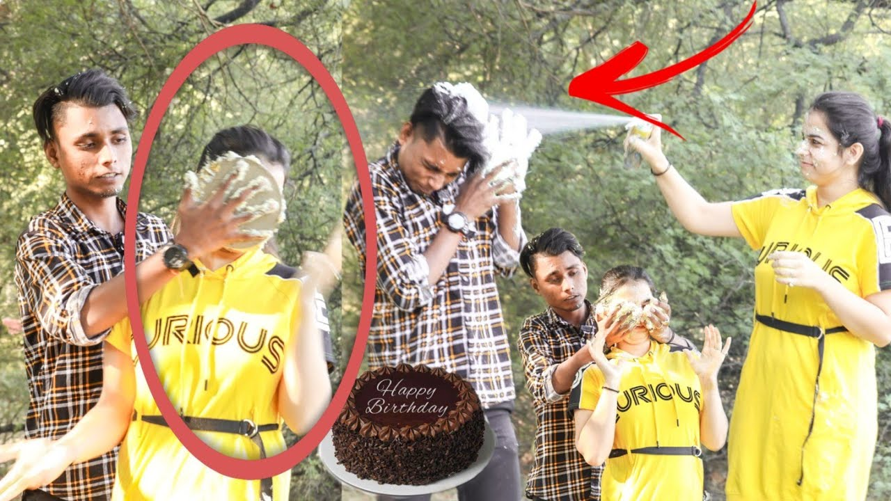 Cake Prank Gone Wrong || Harsh Prank