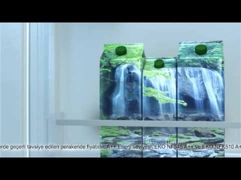 Vestel Enerji Tasarruflu Buzdolapları -- Reklam Filmi