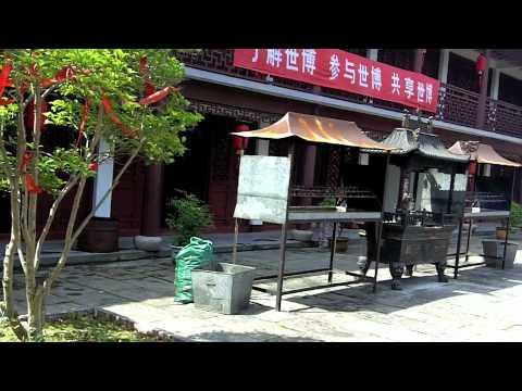 Ancient Waterfront City, China