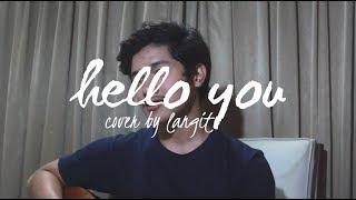 Video Hello You - Iqbaal Ramadhan (Cover by Langit) OST. Teman Tapi Menikah download MP3, 3GP, MP4, WEBM, AVI, FLV Mei 2018