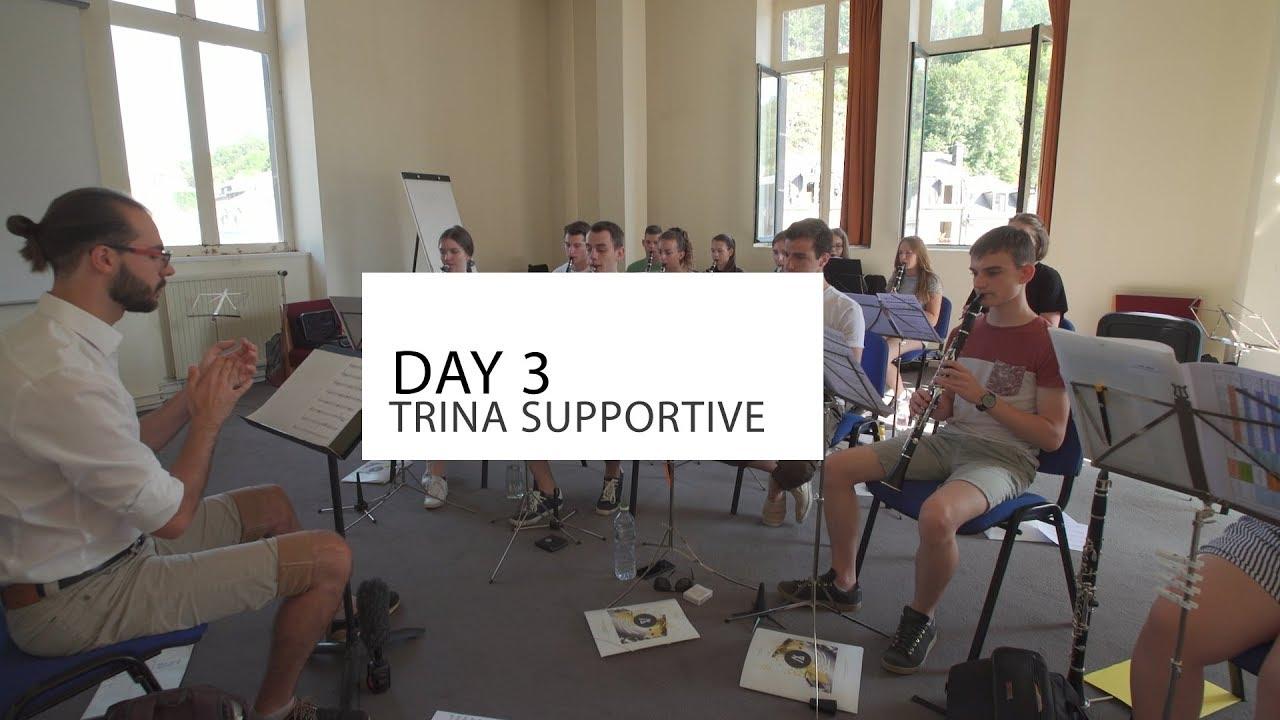 Trina Orchestra S3 E1 - Day 3