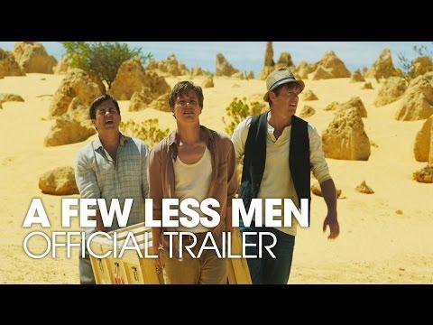 A FEW LESS MEN [2017] Official RED BAND Trailer