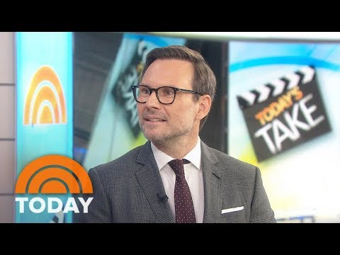 Christian Slater On 'Mr. Robot' Twists: I'm 'Surprised And Amazed' | TODAY