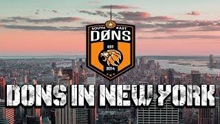 DONS IN New York Vlog 1