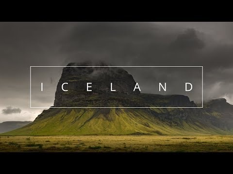 Iceland From Above | Drone footage from DJI Mavic Pro