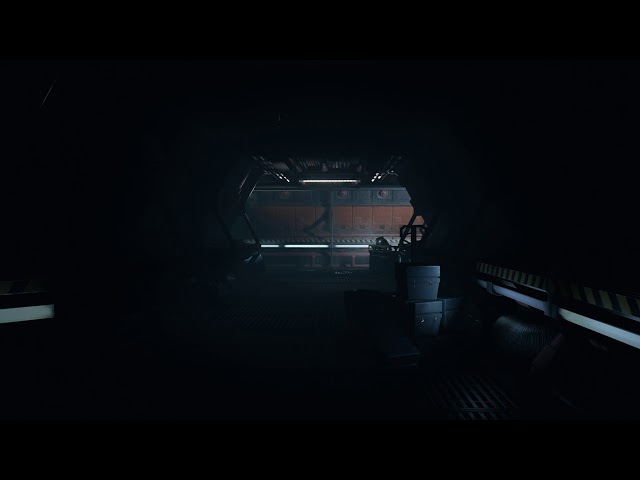 ALIEN Unreal Game Animation