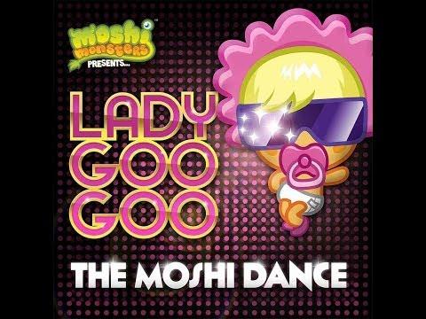 Moshi Monsters - Lady Goo Goo's ''The Moshi Dance'' Music Video...