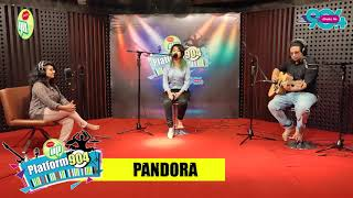 Incase you guys missed it last Friday,  Pandora performing one of their own songs on the platform!