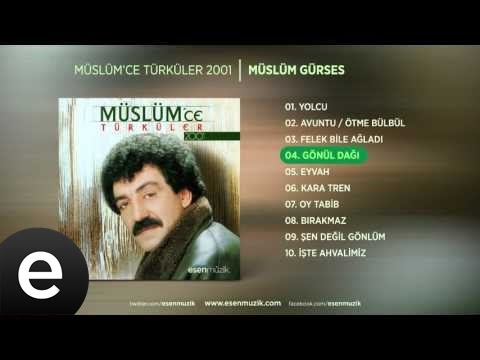 Gönül Dağı (Müslüm Gürses) Official Audio #gönüldağı #müslümgürses