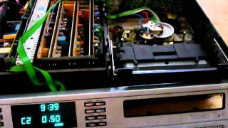 Grundig 2x4 Video 2000 - Tape Loads But Aborts After Play