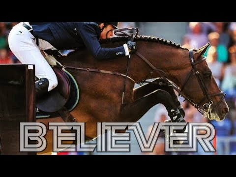 Believer || Show Jumping Music Video ||