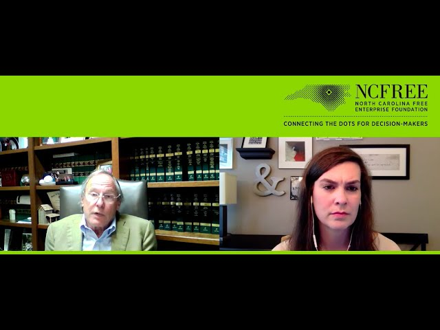 NCFREE Candidate Interview Series - Allen Wellons, SD-11