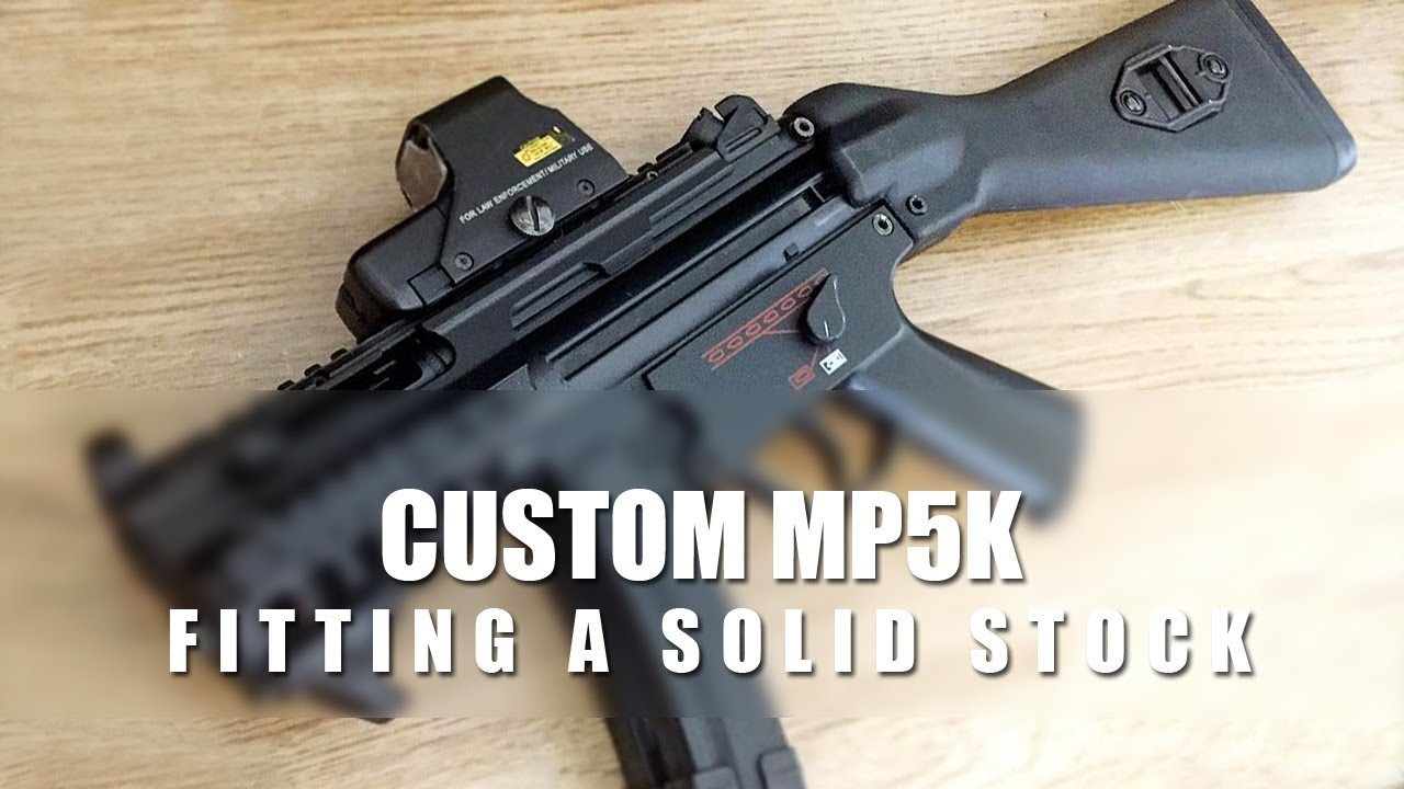 Mp5k Stock