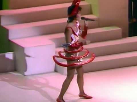 早見優 LIVE1985「誘惑光線・クラッ!」「ラッキイ・リップス」「夏色のナンシー」