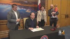 Gov. Jared Polis Signs Kyle Forti Bill Into Law