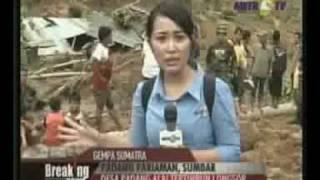 Desa Padang Alai Tertimbun Longsor