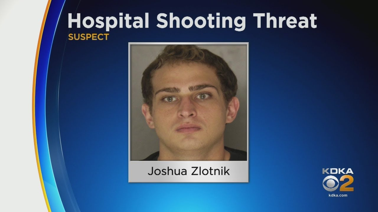 PITTSBURG, PA: WHITE MAN THREATENS TO SHOOT UP HOSPITAL