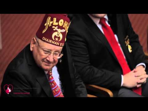 Hawaii State House Honors Shriners Hospitals for Children