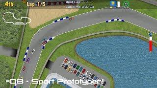 Ultimate Racing 2D 🏎️ #08 - Sport Prototypen!