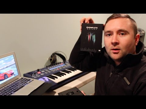 Komplete 11 Select - Unboxing, Installation, and Troubleshooting Tips