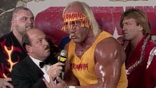 Hulk Hogan and his team are ready: Survivor Series 1987