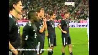 بايرن ميونخ - ريال مدريد - ضربات الجزاء + التتويج