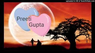 Tera saath hai to by Preeti gupta