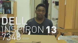dell inspiron 13 7348 unboxing and first look   5th gen core i5