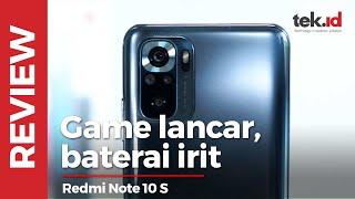 Review Xiaomi Redmi Note 10S