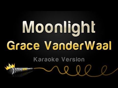 Grace VanderWaal - Moonlight (Karaoke Version)