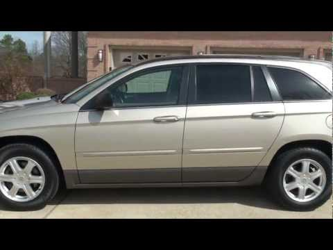 2005 CHRYSLER PACIFICA TOURING LEATHER FOR SALE SEE WWW SUNSETMILAN COM