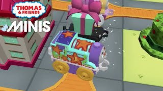 Thomas and Friends Minis - Aquatic Thomas in the Express Course! ★ iOS/Android app (By Budge)