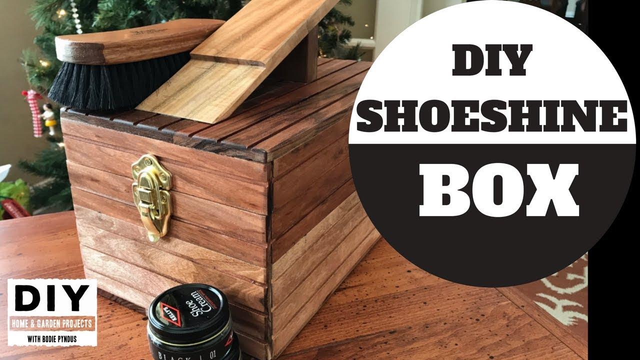 homemade shoe shine
