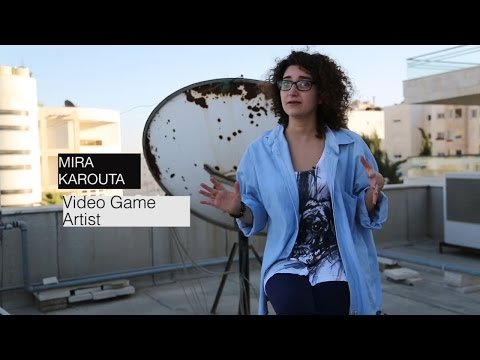 Women In Art (Jordan) :: The Importance of Showing Up - Mira Karouta
