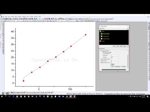 how to make a dose response curve in excel