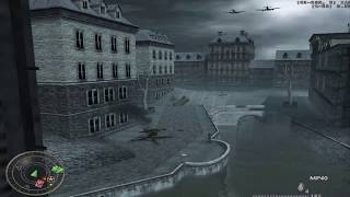 Call Of Duty - World At War - Mission 4 ( Vendetta ) Gameplay