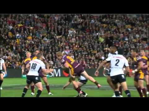 NRL 2011 Finals Week 1 Highlights: Brisbane V Warriors
